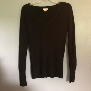 Women's Large Mossimo Supply long sleeve shirt